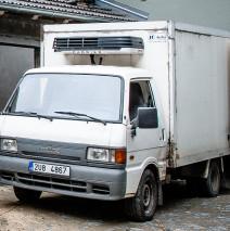 Ukradená Mazda